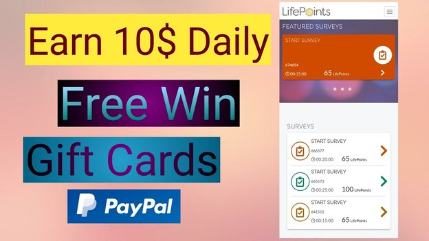LifePoints get money fast